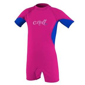 Přejít na produkt Lycra O'Neill Toddler O'zone Uv Spring Girls berry/tahitian blue/white 2017