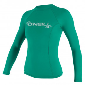 Go to the product Lycra O'Neill Wms Basic Skins L/s Rash seaglass 2019