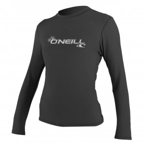 Go to the product Lycra O'Neill Wms Basic Skins L/S Sun Shirt black 2020