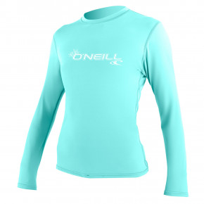 Go to the product Lycra O'Neill Wms Basic Skins L/S Sun Shirt seaglass 2018