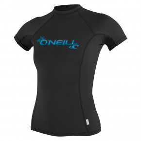 Go to the product Lycra O'Neill Wms Basic Skins S/S Rash black 2018