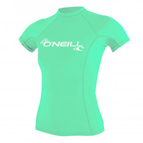 Przejść do produktu Lycra O'Neill Wms Basic Skins S/S Rash light aqua 2020