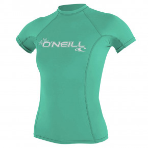 Go to the product Lycra O'Neill Wms Basic Skins S/s Rash seaglass 2019