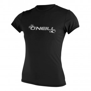 Go to the product Lycra O'Neill Wms Basic Skins S/S Sun Shirt black 2020