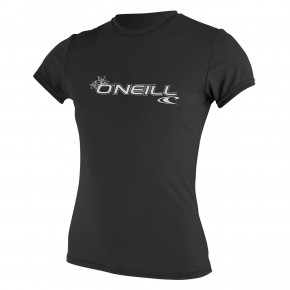Go to the product Lycra O'Neill Wms Basic Skins S/S Sun Shirt black 2018