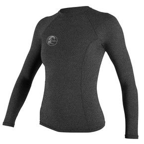 Go to the product Lycra O'Neill Wms Hybrid L/s Crew graphite 2017