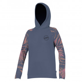 Go to the product Lycra O'Neill Wms Print L/S Hoodie mist/faye 2018