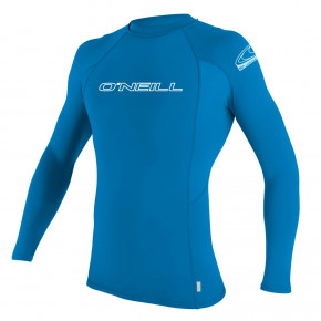Go to the product Lycra O'Neill Youth Basic Skins L/s Rash brite blue 2019