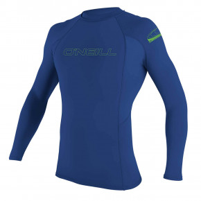 Go to the product Lycra O'Neill Youth Basic Skins L/s Rash pacific 2020