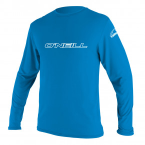 Go to the product Lycra O'Neill Youth Basic Skins L/S Sun Shirt brite blue 2018
