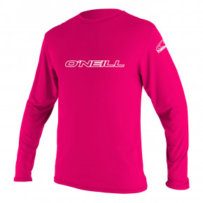 Go to the product Lycra O'Neill Youth Basic Skins L/S Sun Shirt watermelon 2018