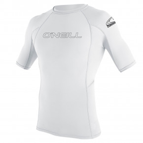 Go to the product Lycra O'Neill Youth Basic Skins S/s Rash white 2019