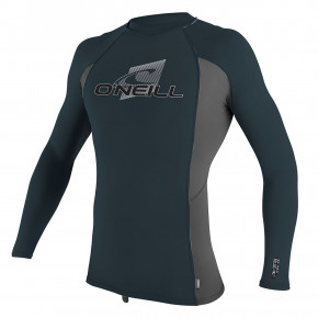 Go to the product Lycra O'Neill Youth Premium Skins L/S Rash slate/graphite/slate 2018