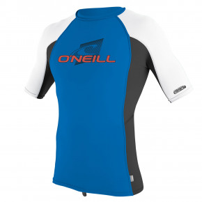 Go to the product Lycra O'Neill Youth Premium Skins S/S Rash ocean/black/white 2018