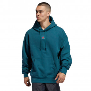 Przejść do produktu Bluza Adidas Team Hoodie viridian/power red 2019