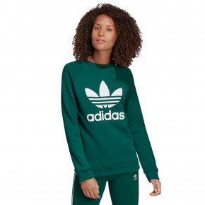 Go to the product Hoodie Adidas Trefoil Crewneck collegiate green 2019