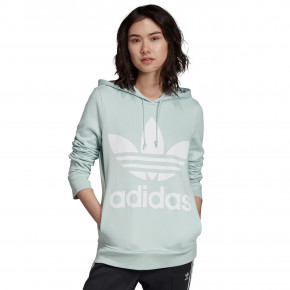 Go to the product Hoodie Adidas Trefoil Hoodie vapour green 2019