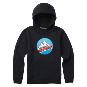 Przejść do produktu Bluza Burton Boys Retro Mountain Pullover Hoo true black 2017/2018