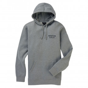 Przejść do produktu Bluza Burton Durable Goods Pullover grey heather 2019/2020