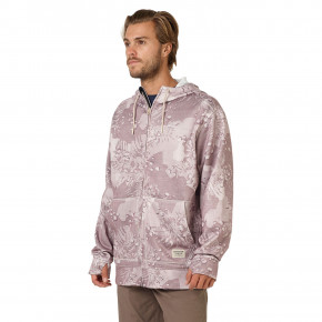 Go to the product Hoodie Burton Oak Full-Zip safari hawaiian 2018