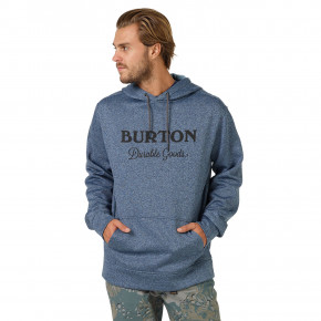 Go to the product Hoodie Burton Oak Pullover winter sky heather 2018