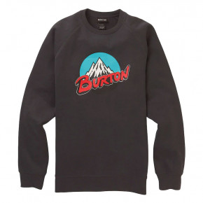 Go to the product Hoodie Burton Retro Mountain Crew phantom 2019/2020