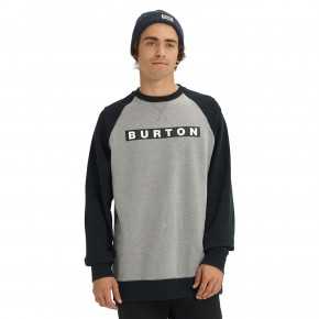 Go to the product Hoodie Burton Vault Crew grey heather 2018/2019