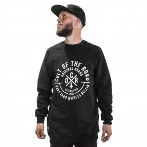 Go to the product Hoodie Cult Of The Road Concept Crewneck black 2019