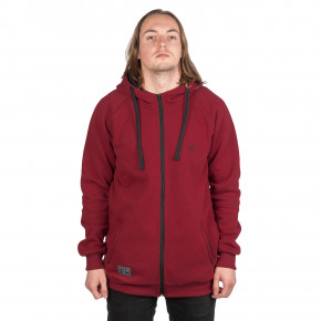 Przejść do produktu Bluza Cult Of The Road Cross Hoodie maroon 2019