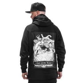 Go to the product Hoodie Cult Of The Road Heart Hoodie black 2019