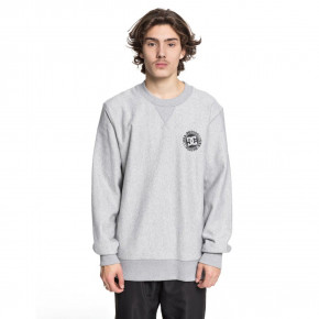 Przejść do produktu Bluza DC Core Crew Fleece heather grey 2018
