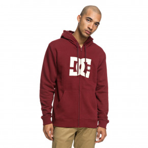 Go to the product Hoodie DC Star ZH cabernet 2018