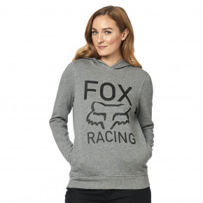 Přejít na produkt Mikina Fox Established Pullover Fleece heather graphite 2019