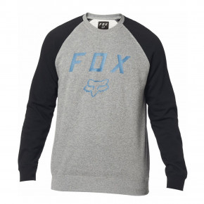 Przejść do produktu Bluza Fox Legacy Crew Fleece black/grey 2019