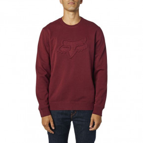 Go to the product Hoodie Fox Refract Dwr Crew Fleece cranberry 2020