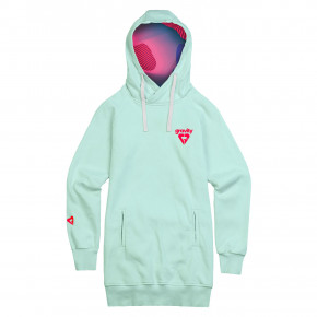 Go to the product Hoodie Gravity Flamingo mint 2019/2020