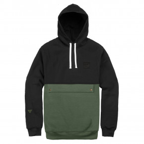 Go to the product Hoodie Gravity Kenny black/olive 2019/2020