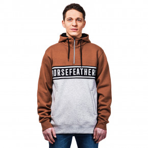 Go to the product Hoodie Horsefeathers Cutter copper 2019