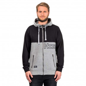 Prejsť na produkt Mikina Horsefeathers Harley heather grey 2017/2018
