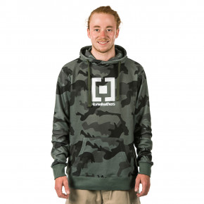Go to the product Hoodie Horsefeathers Leader olive camo 2018