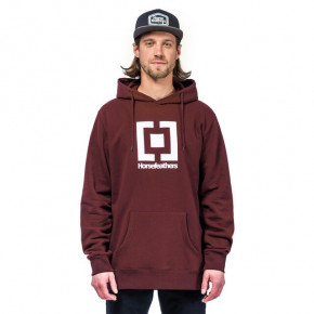 Go to the product Hoodie Horsefeathers Leader raisin 2020/2021