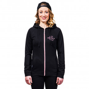 Go to the product Hoodie Horsefeathers Pina black 2019