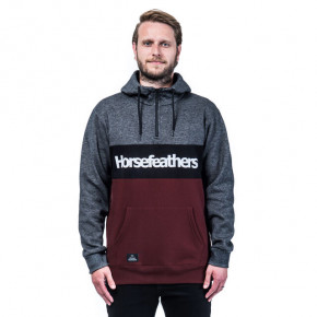 Go to the product Hoodie Horsefeathers Riggs raisin 2020/2021
