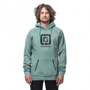 Go to the product Hoodie Horsefeathers Sherlock granite green 2020