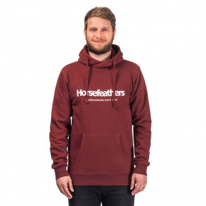 Go to the product Hoodie Horsefeathers Urban ruby 2017/2018