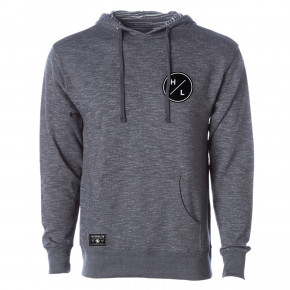 Go to the product Hoodie Hyperlite Icon Pull Over french grey 2018
