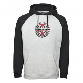 Prejsť na produkt Mikina Independent ITC Bauhaus Hood black/athletic heather 2020