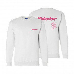 Przejść do produktu Bluza Nidecker The Classic Sweatshirt white 2020/2021