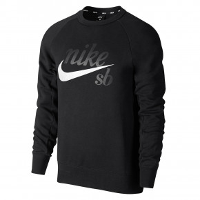 Go to the product Hoodie Nike SB Icon Crew black/white 2018
