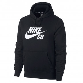 Go to the product Hoodie Nike SB Icon Hoodie black/white 2020